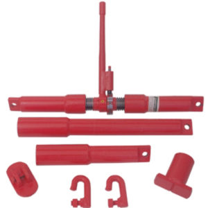 Ferramenta - Estica-Puxador para Lataria N° 03 com Kit 7 Peças Santa Catarina