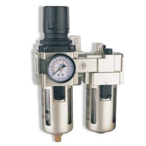Ferramenta - Filtro Regulador e Lubrificador de Ar e Óleo Encaixe 1/2 Chfrl13 Chiaperini