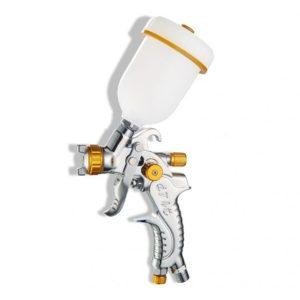 Ferramenta - Pistola de Pintura Gravitacional Hvlp 600ml Baixa Pressão Alta Produção Chhg60 Chiaperini
