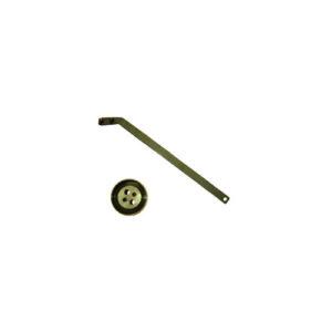 Ferramenta - Chave para Tensão da Correia Dentada Do Motor Fiat Cr09 Cr