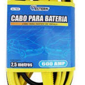Ferramenta - Cabo para Bateria 600amp 783 Western
