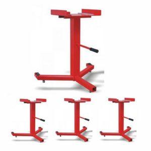Ferramenta - Jogo de Cavaletes para Geometria Contendo 4 Pecas Jgcav4crc Crc