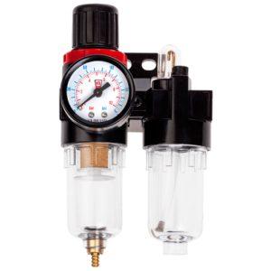 Ferramenta - Filtro Regulador e Lubrificador de Ar e Óleo 1/4 Fa08 V8Brasil