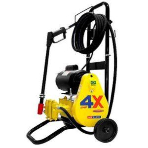 Ferramenta - Lavadora Profissional com Motor e Carrinho Mono 450 Libras 110v Ref 14001 Mb147c/110 Hydronlubz
