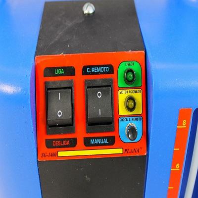 Ferramenta - Equipamento Sangrador de Freio Controle Remoto Sg1400 Planatc