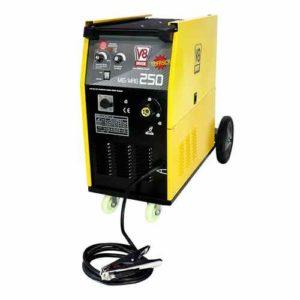 Ferramenta - Maquina de Solda MIG 250 Amperes 220v Trifásica Sem Tocha Mig250brtri V8Brasil