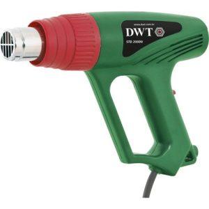 Ferramenta - Soprador Térmico 2000w 110v com Acessórios Std2000n110v Dwt