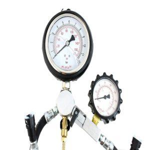 Ferramenta - Equipamento para Teste Vazão e Pressão da Bomba Elétrica 17 Mangueiras Tvpa450017 Planatc