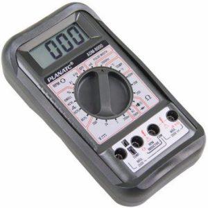 Ferramenta - Multímetro Digital de Motores Automotivos 250vac Adm8000 Planatc