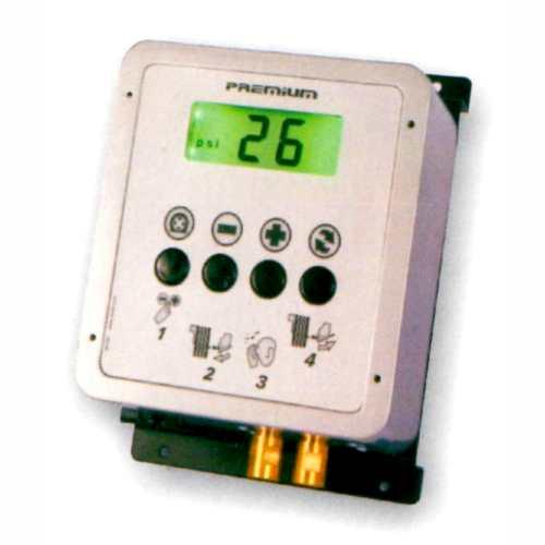 Ferramenta - Calibrador Eletrônico de Pneus Box de Parede Stokbox Stokair