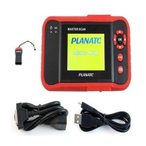 Ferramenta - Scanner Teste Motor Abs Masterscan Planatc
