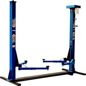 Ferramenta - Elevador Automotivo 2500 Kg Trifásico Azul Sfab2500a Stahlbox