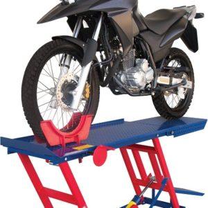 Ferramenta - Rampa para Motos Hidráulica 400 Kg Emch400 Metalcava