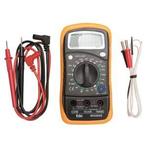Ferramenta - Multímetro Digital com Sensor de Temperatura e Beep 9kd Eda