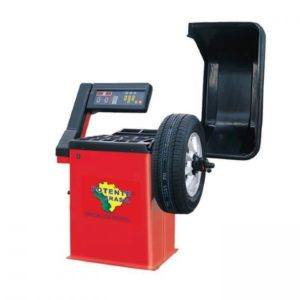 Ferramenta - Balanceadora de Rodas Acionamento Motorizado 220v Blmt100430 Potente