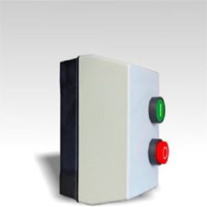 Ferramenta - Chave de Partida Magnética 5 Cv 18 Amperes 220v para Compressor de Ar 220v Trifásico Qcx218220v Wgp
