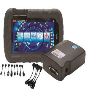 Ferramenta - Scanner para Dianostico Automotivo Raven 3 Veículos Leves e Pésados 108800-Comboleve/Pésado Raven