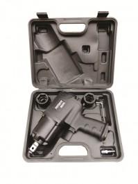 Ferramenta - Pistola Pneumática Encaixe de 3/4 Aperto de 122 Kgf com Kit 3 Pecas Pn3402120 Potente