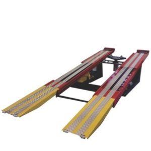 Ferramenta - Rampa para Alinhamento de Direção 4 Toneladas Trifásica Vermelha Stbr4000vstand Stahlbox