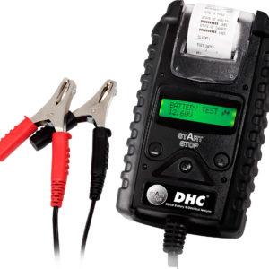 Ferramenta - Testador de Baterias Digital 6-12v com Impressora Integrada Bt521 31501002 Alfatest