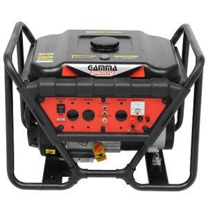 Ferramenta - Gerador de Energia A Gasolina 2500v 2,5kw Bivolt Partida Manual Ge3460brbiv Gamma