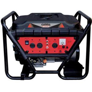 Ferramenta - Gerador de Energia A Gasolina 3500v 3,1kw Bivolt Partida Manual Ge3464brbiv Gamma