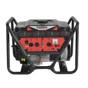 Ferramenta - Gerador de Energia A Gasolina 5500v 5,5kw Bivolt Partida Manual Ge3465brbiv Gamma