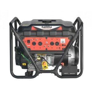 Ferramenta - Gerador de Energia A Gasolina 6500ve 6kw Bivolt Partida Elétrica e Manual Ge3466brbiv Gamma