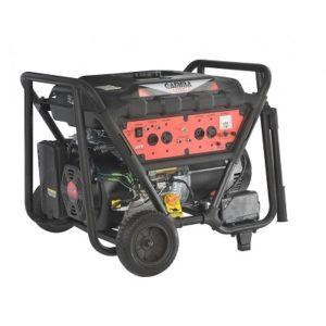 Ferramenta - Gerador de Energia A Gasolina 7500ve 7,1 Kw Bivolt Partida Elétrica e Manual Ge3467brbiv Gamma