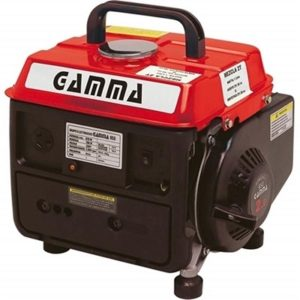 Ferramenta - Gerador de Energia A Gasolina 800w 2 Hp 127v Partida Manual Ge3441br110v Gamma