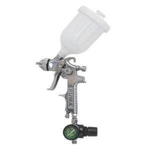 Ferramenta - Pistola de Pintura Gravidade Alta Produçao 600 Ml Bico 1.4 As1105 Puma