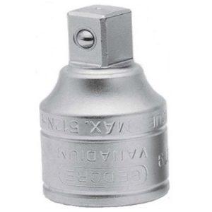 Ferramenta - Adaptador para Soquete 3/4 Quadrado 1/2 Ref 3219 017100 Gedore