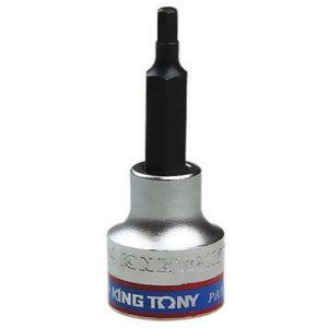 Ferramenta - Soquete 1/2 X 04 Mm Ponta Allen Macho Longo 403504 King Tony