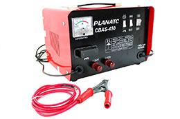 Ferramenta - Carregador de Baterias Automotivo 110v 30 Amperes com Auxiliar de Partida Cbas450110v Planatc