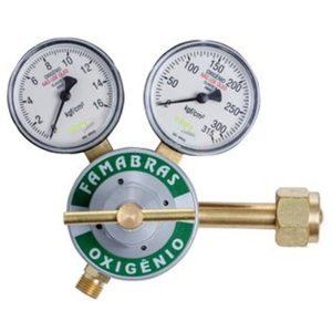 Ferramenta - Regulador de Pressão para Cilindro de Oxigênio Rioxifama Famabras