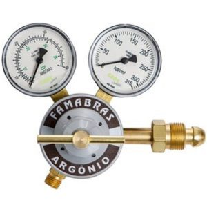 Ferramenta - Regulador de Pressão para Cilindro de Argonio Riargfama Famabras