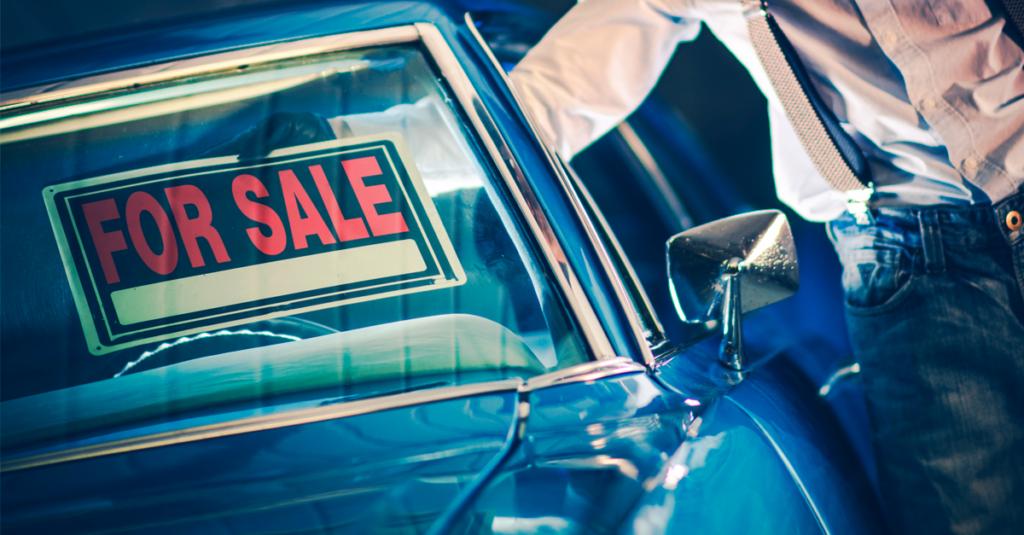 Como vender um carro usado acima da tabela FIPE?