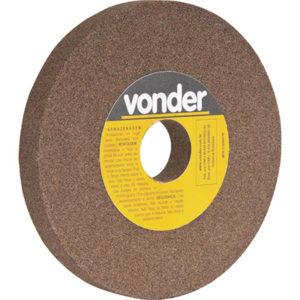 Ferramenta - Rebolo Pedra para Esmeril 6x3/4 Fino 1249634120 Vonder