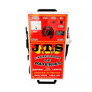 Ferramenta - Carregador de Bateria 150a 12v A 24v com Auxiliar de Partida Jts014 Jts