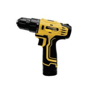Ferramenta - Furadeira Parafusadeira Mandril 3/8 10mm 12v Bateria Lition Bivolt Gypli12 Hammer