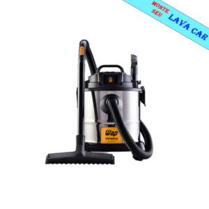 Ferramenta - Aspirador de Po Solidos e Liquidos 1600w 20 Litros 110v Gtwinox20110v Wap