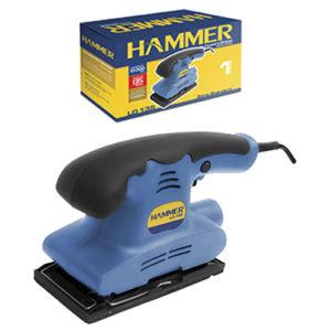 Ferramenta - Lixadeira Orbital 135w Lixa 1/3 110v Lo135110v Hammer