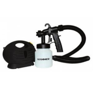 Ferramenta - Pistola de Pintura Pulverizadora 700ml 500w 110v Pp650110v Hammer