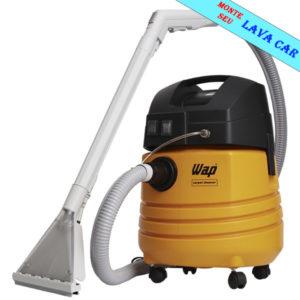 Ferramenta - Aspirador e Extrator para Solidos e Liquidos 1600w 25 Litros 110v Carpetcleaner110v Wap
