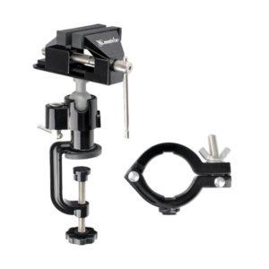 Ferramenta - Mini Bancada Multifuncional com Apoio e Adaptador Giratório e Articulado 185089 Mtx