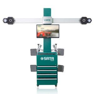 Ferramenta - Alinhador de Direção 3d Verde Stae5602tsc Sata
