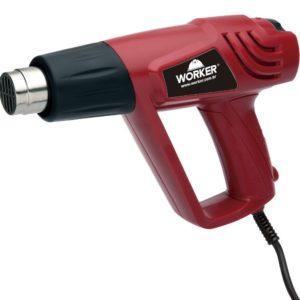 Ferramenta - Soprador Térmico 1500w 110v 2 Temperaturas com Acessórios Stw1500110v 460060 Worker