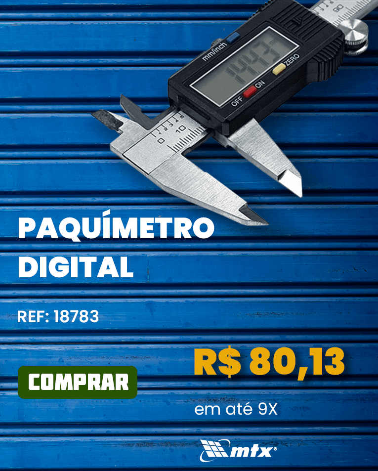 Paquímetro Digital