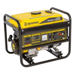 Ferramenta - Gerador De Energia A Gasolina 1200W 1,2kVA 2.5HP 220V 969419 Matsuyama
