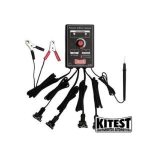 Ferramenta - Equipamento Pulsador E Testador De Bicos Injetores Ka003 Kitest